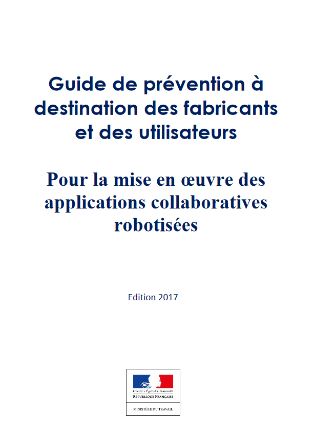 Robotique guide prévention