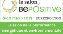 Salon BePOSITIVE - 8 au 10 mars 2017 - Lyon